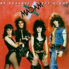 MADAM X-WE RESERVE THE RIGHT CD NEW