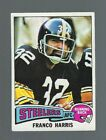 Franco Harris Cards, Rookie Card and Autographed Memorabilia Guide 20