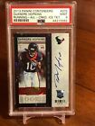 Contenders Football Rookie Ticket Autographs Visual History: 1998-2017 26