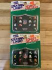 1989 Starting Lineup NFC AND AFC Helmet Collection New In Packages - Great Gift