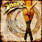 Sinner-Touch Of Sin 2 CD NEW