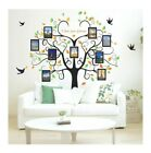 New Giant Family Tree Wall Sticker Vinyl Art Home Decals Room Decor Mural Branch