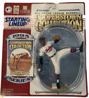 Starting Lineup SLU Satchel Paige Cooperstown Collection Action Fig, (B189)