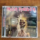 IRON MAIDEN  - IRON MAIDEN - Enhanced   CD   Used  BMG   Printed in USA