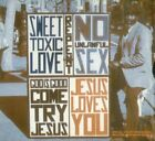 JESUS LOVES YOU SWEET TOXIC LOVE / AM I LOSING CONTROL 4 TRACK CD SINGLE
