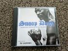 Snoop Dogg From Tha Chuuuch To Da Palace U.S Promo CD
