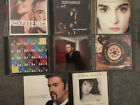 Free Shipping Lot Of 8 89s Pop Rock Greatest Hits Rick Springfield, Kate Bush