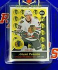 Artemi Panarin Rookie Card Checklist and Gallery - NHL Rookie of the Year 21