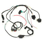 CDI Wire Switch Stator Assembly Electric Wiring Harness Kit 50cc 125cc ATV Quad