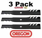 3 Pack Oregon 90 644 Mower Blade Gator G3 Ford New Holland TR94D9776
