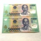 1000000 VIETNAMESE DONG CURRENCY VND 2 500000 Banknotes FAST DELIVERY