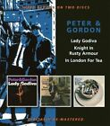 Peter & Gordon - Lady Godiva/Knight in Rusty Armour/In London for Tea[Slipcase]
