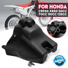 Dirt Pit Bike Gas Fuel Tank For Honda CRF50 XR50 50CC 70 110CC 125CC 3 Liters US
