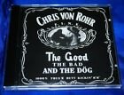 CHRIS VON ROHR - The God The Bad And Dog - CD
