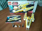LEGO 8037 Star Wars Anakins Y Wing Starfighter 100 Complete Box