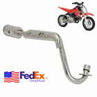 Exhaust System Muffler  Pipe Kit For CRF50F Dirt Pit Bike 50cc 110cc 125cc USA