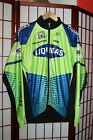 Liqugas Cannondale Uci Pro Tour Santini warm winter cycling jersey size L ALY