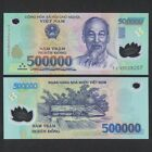 8 x 500000 VND Banknotes  4 MILLION VIETNAMESE DONG CURRENCY FAST DELIVERY
