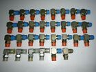 Lot Of 30 Tube To Boss Elbow Hydraulic Fittings