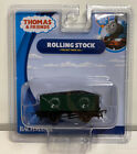 Bachmann HO Scale Thomas & Friends Green Coal Wagon Car With Load #77029, New