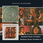 Bachman-Turner Overdrive/Bachman-Turner Overdrive II CD NEW