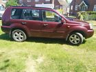 LARGER PHOTOS: Nissan X-Trail spares or repairs