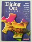Weight Watchers Winning Points Dining Out Companion Book 60 Popular Restaurants