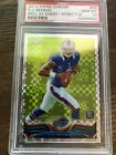 EJ Manuel Signs Exclusive Autographed Memorabilia Deal with Panini Authentic 10