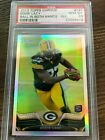 Eddie Lacy Rookie Card Checklist and Visual Guide 92