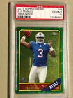 EJ Manuel Signs Exclusive Autographed Memorabilia Deal with Panini Authentic 19