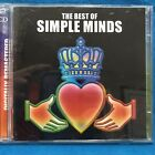 SIMPLE MINDS-THE BEST OF SIMPLE MINDS 2 CDs remastered, 2001 Virgin