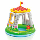 Intex 57122EP 4ft x 48in Inflatable Royal Castle Baby Pool for Kids Age 1 3