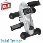 Portable Mini Exercise Bike Cycle Hand Foot Pedal LCD Display Office Home Gym US