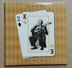 B.B. KING Deuces Wild CD PROMO BLUES MCA Records 1997 Willie Nelson