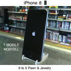 Apple iPhone 8 64GB Space Gray T Mobile GSM MQ6Y2LL A 9to5pawn