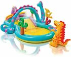 Intex Dinoland Inflatable Play Center Swimming Pool and Games FAST SHIPPING