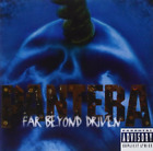 Pantera-Far Beyond Driven CD NEW