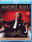 RIEU ANDRE AND THE WALTZ GOES ON BR Blu Ray NEW
