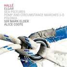 Elgar: Sea Pictures/Pomp and Circumstance Marches 1-5/Polonia CD NEW
