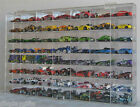 56 Hot Wheels 164 Scale Diecast Display Case UV Protection Acrylic AHW64 56