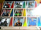 2010 PP stealth , 2010 element ,2012 press pass ignite nascar complete card sets