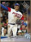 2017 Topps Now World Baseball Classic Team Sets - Final Print Runs and Bonus Cards 8