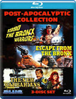 POST APOCALYPTIC COLLECTION POST APOCALYPTIC COLLECTION 3PC Blu Ray NEW