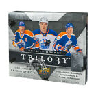 2016-17 Upper Deck Trilogy Hockey Hobby Box