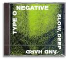 Type o Negative - Slow, Deep And Hard [CD - New IN Foil]