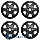 Chevrolet Traverse 2009 2017 17 OEM Wheels Rims Full Set