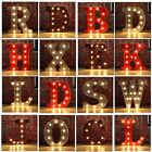 9 Alphabet Letters LED Light Standing Hanging UP Wedding Party Home Y