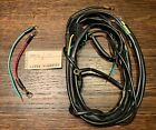 MONTGOMERY WARDS BENELLI 150 D  250 D MOPED COMPLETE WIRING HARNESS G225