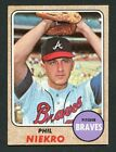 Phil Niekro Cards, Rookie Card and Autographed Memorabilia Guide 8