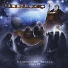 Odd Logic-Legends Of Monta: Part II (CD-RP) CD NEW